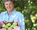Sustainable Pear Farming in California