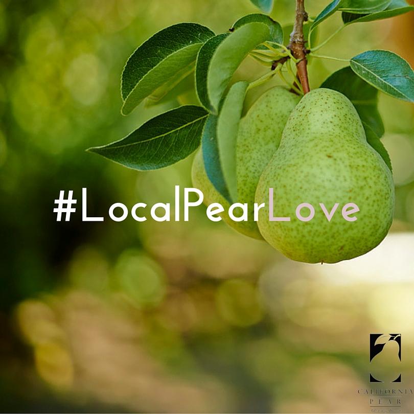 #LocalPearLove