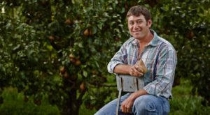 "Christopher ""Topher"" Chan: 4th Generation Chinese-American Pear Farmer"